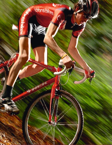 It's not just the looks of the Trek that sparkle – the ride is light and lively too