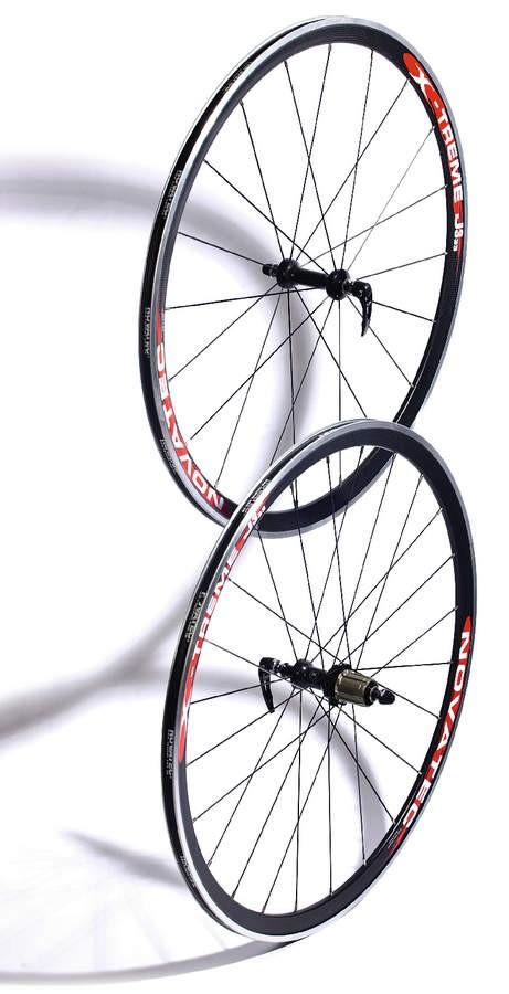 Novatec X-Treme J333 Wheels