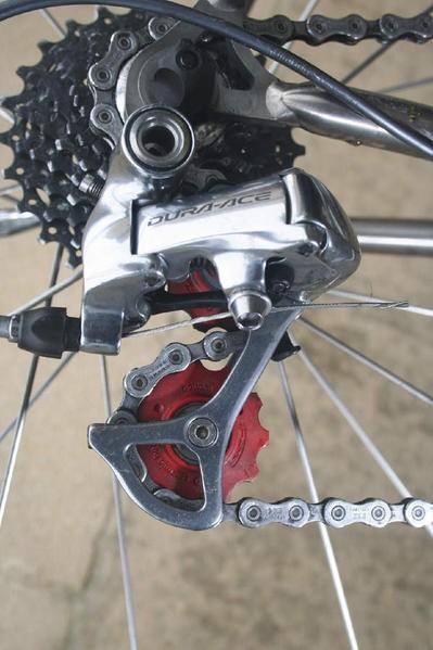 FSA Ceramic Bearing Jockey Wheels