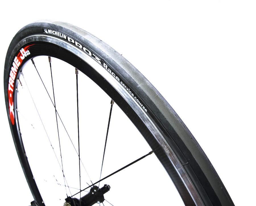 Michelin Pro 3 Race Tyres