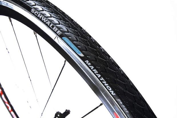 Schwalbe Marathon Tyres