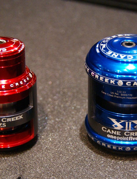 Cane Creek brings the technology of its 110 headset to the 1.5
