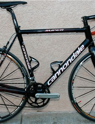 Cannondale SuperSix.
