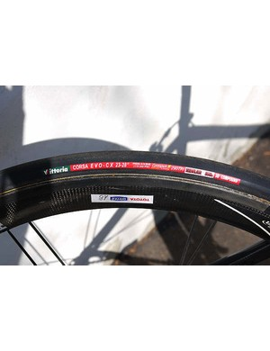 Toyota-United will use Vittoria tubulars for racing and clinchers for training