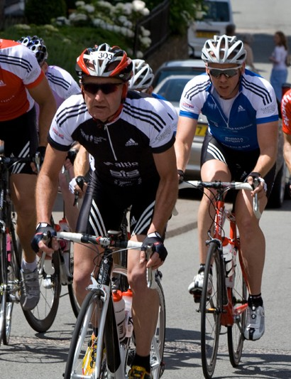 James Cracknell in the 2008 L2P