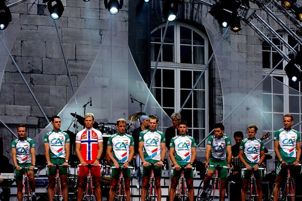 Credit Agricole will not go all out to defend Hushovd today