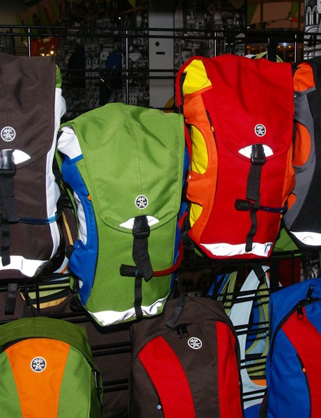 Crumpler also introduces a new hydration pack for 2009