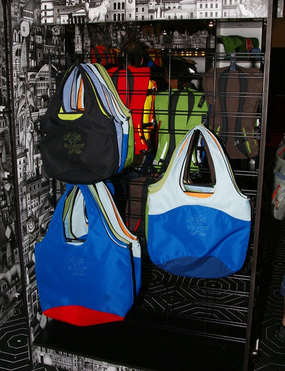 New for Crumpler is a line of tote bags