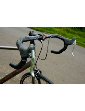 Pinnacle's P-fit system allows hassle-free adjustment of handlebar height