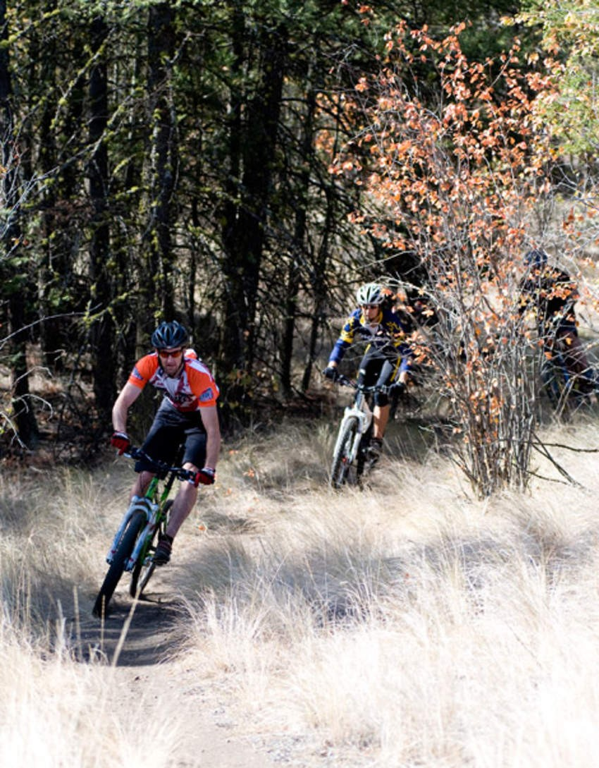 The Intermontane Challenge will feature five singletrack-based stages