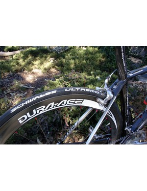 Shimano's wheels have come a long way as shown by its excellent WH-7850-C50-TU carbon hoops.