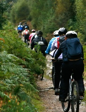 Dalby Forest's new trails are proving popular
