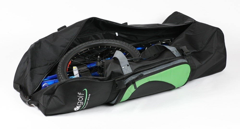 The DK Golf 4130 travel bag.