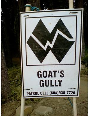 Goats Gully
