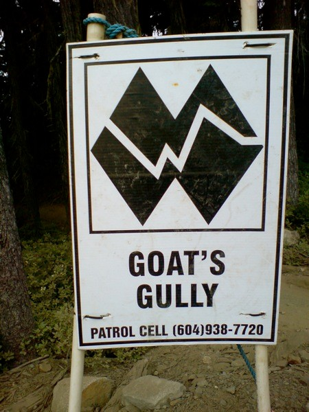 Goats Gully