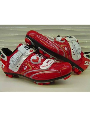 Sidi's Mtb Dragon 2 Carbons.
