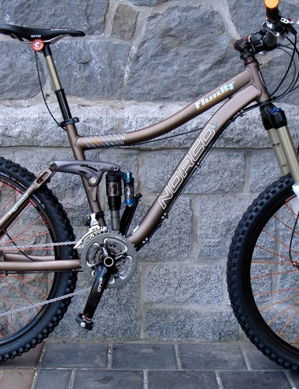 The top end Fluid LT, as ridden by Ryan Leech