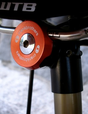 New Crank Joplin post in 27.2mm, slender and functional