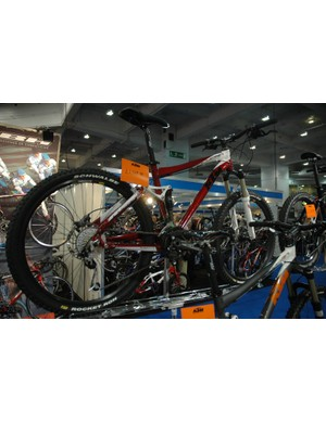 The well-specced KTM Lychan