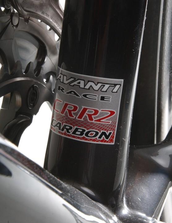 It's carbon Jim