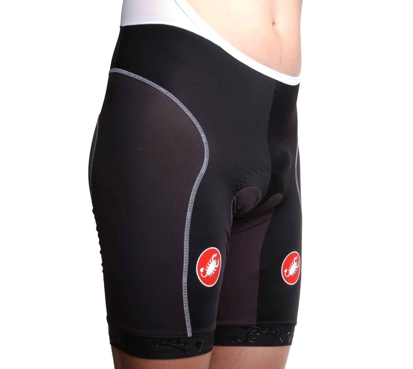 Castelli Free bib shorts are spendy but super-comfortable