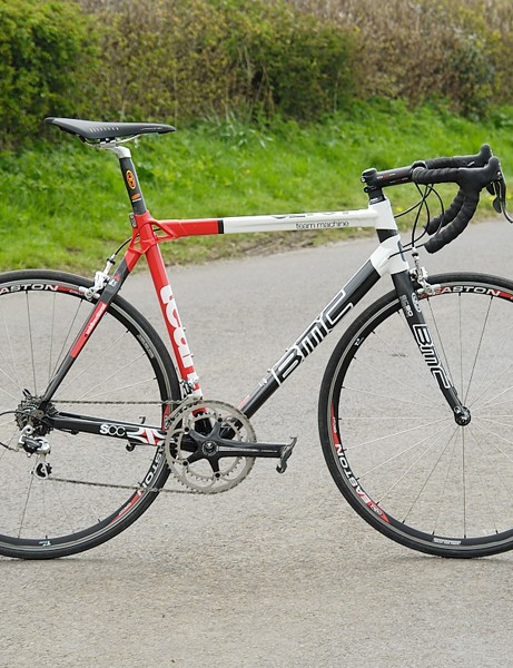 BMC Team Machine SLT 01