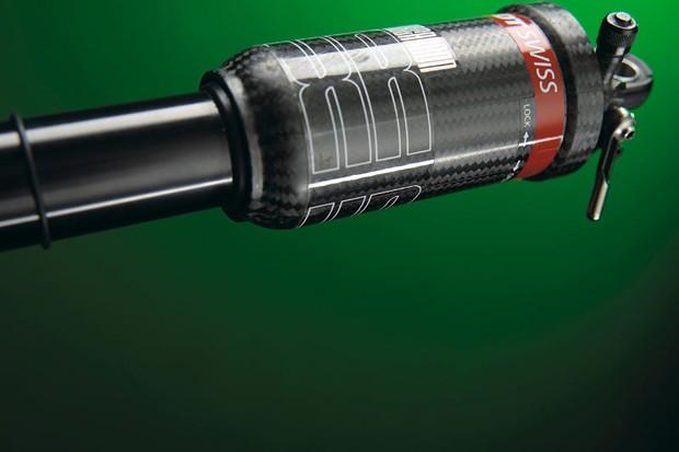 DT Swiss XR Carbon shoc
