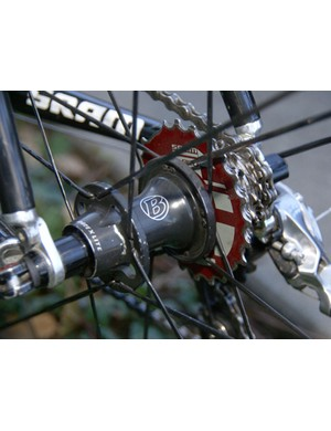 The new superlight and rigid PowerDome cassette is easily one of the stars of the Red group.