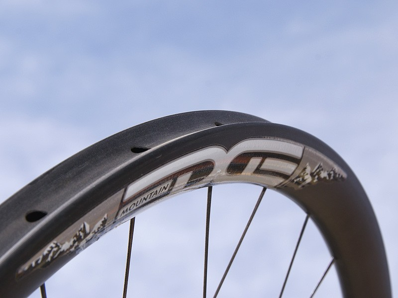 """Edge will offer a range of rims: 26"""" and 29"""" clinchers in two widths and an ultralight 26"""" tubular"""