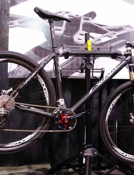 KirkLee's customer list includes none other than Tyler Hamiltonbut the company also does mountain bikes as well.