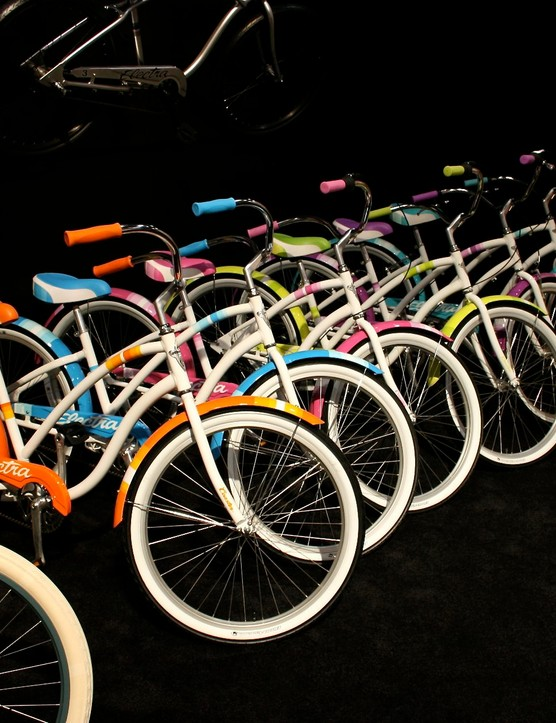 Need a bike to match your new iPod?