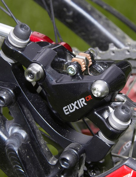 According to Avid, Elixir is lighter, more powerful and easier to control than its ubiquitous Juicy.