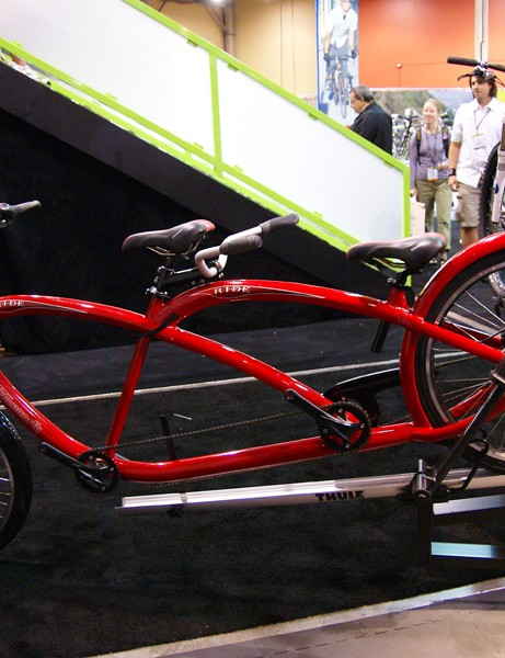 Ellsworth expands the Ride range with this striking tandem.