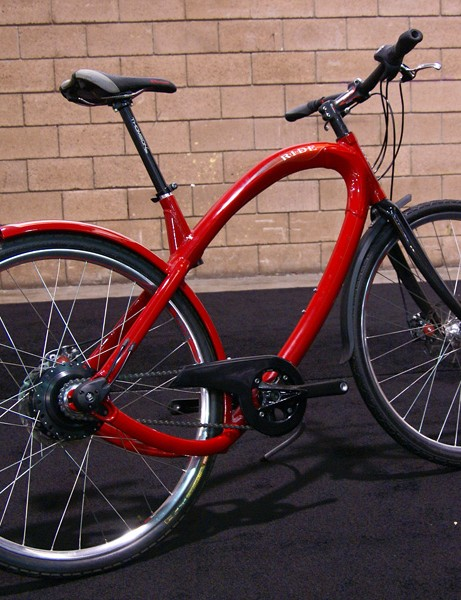 Also new to the Ride lineup is the Ride 3 commuter.