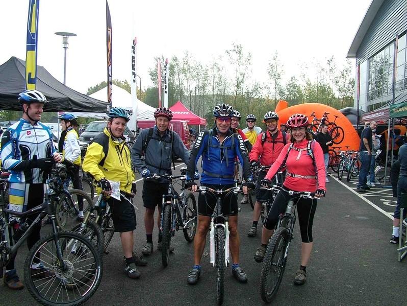 Evans Cycles Ride It! in Milton Keynes this weekend