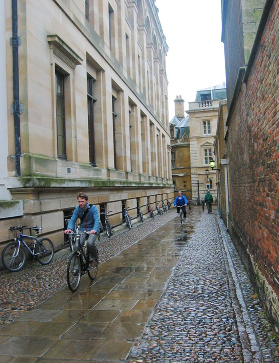 Even more cyclists are set to converge on Cambridge