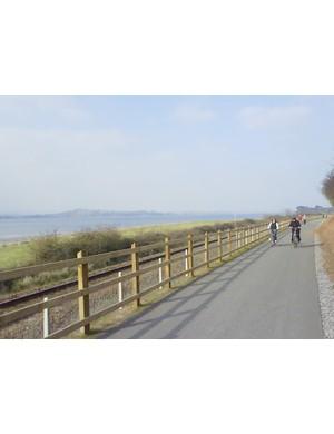 The Exe Estuary trail
