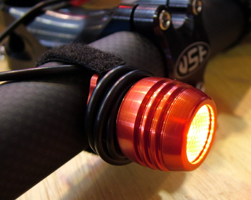 Exposure Red-Eye light.