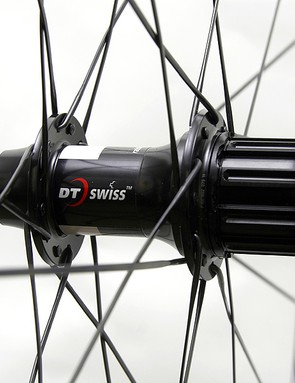 DT Swiss 190 Ceramic hubs form the heart of the FFWD F2R-190 Ceramic wheelset.