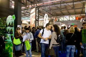 Thousands of people visited the show last weekend