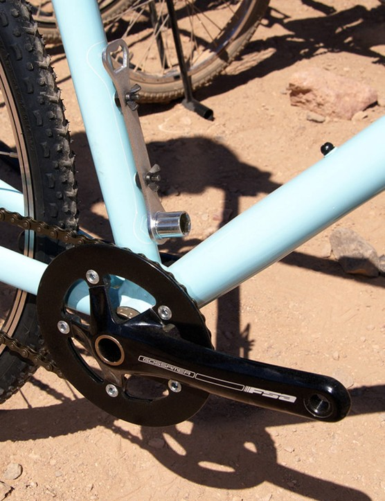 This handy tool will be included with the Breedto both undo the rear hub in case of adjustment or to repair a flat tire…