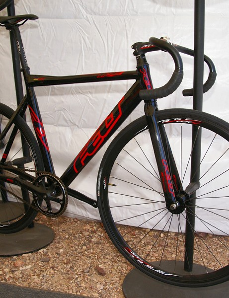 A less expensive TK3 track bikewill offer a relatively low cost of entry for those looking to check out the discipline.