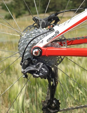 A slightly narrower ABP link makes the Top Fuels turbo-trainer-friendly