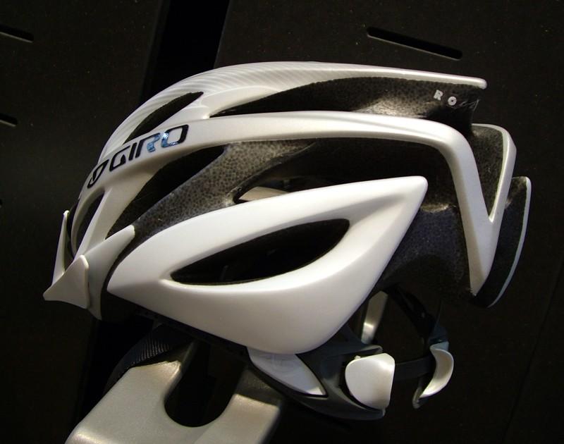 Giro Athlon off-road helmet.
