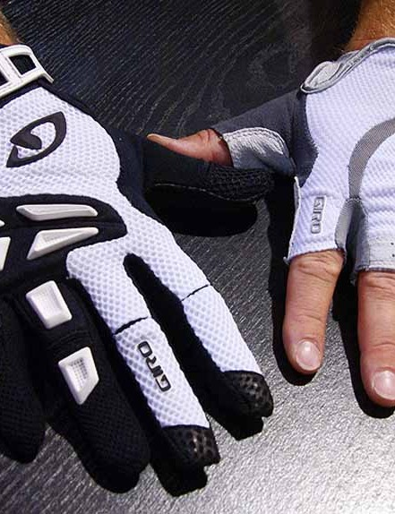 The full-finger Remedy is aimed at the downhill crowd while the minimalist Zero road model caters to those that prefer as little glove as possible.