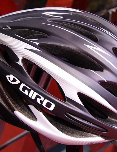 Giro's new Saros helmet	will replace the venerable Pneumo model for 2009.