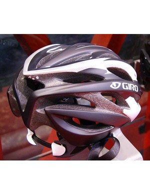 Giro claims the Saros offers better ventilation	than the Pneumo.