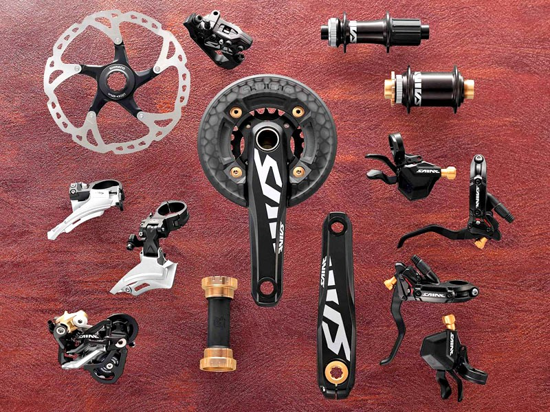 New Shimano Saint groupset launched