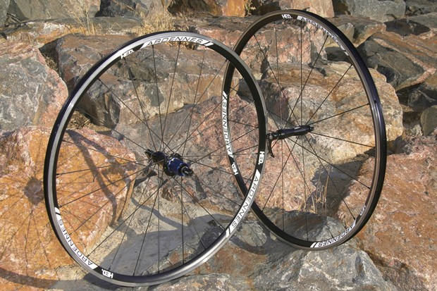 The HED Ardennes is without doubt one of the finest clincher wheelsets we've tested of any material.