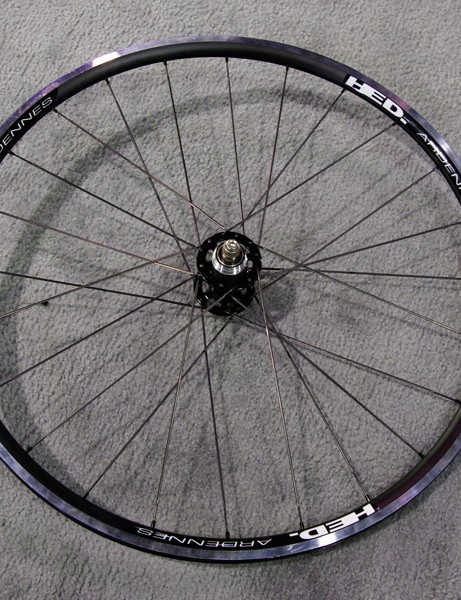 HED introduced the wide rim concept on the Ardennes last year…